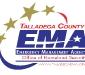 Talladega County EMA vector