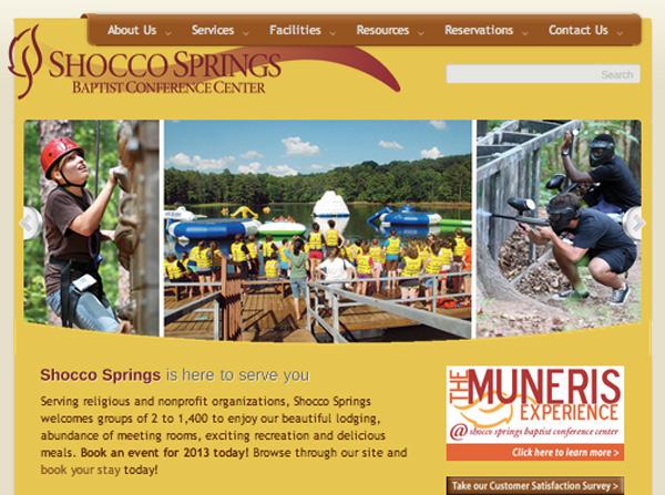 Shocco Springs